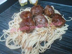 Petites bouchées de boeuf au cantal façon yakitori17