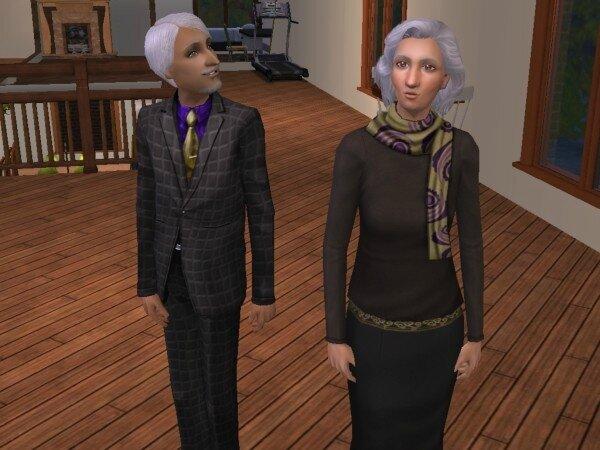 Famille Monty(Antonio) semaine 3