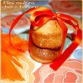 Mini muffins choco bananes
