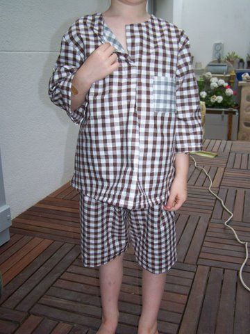 pyjama Archibald