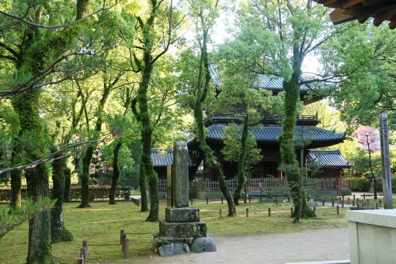 Fukuoka autour du ryokan 2