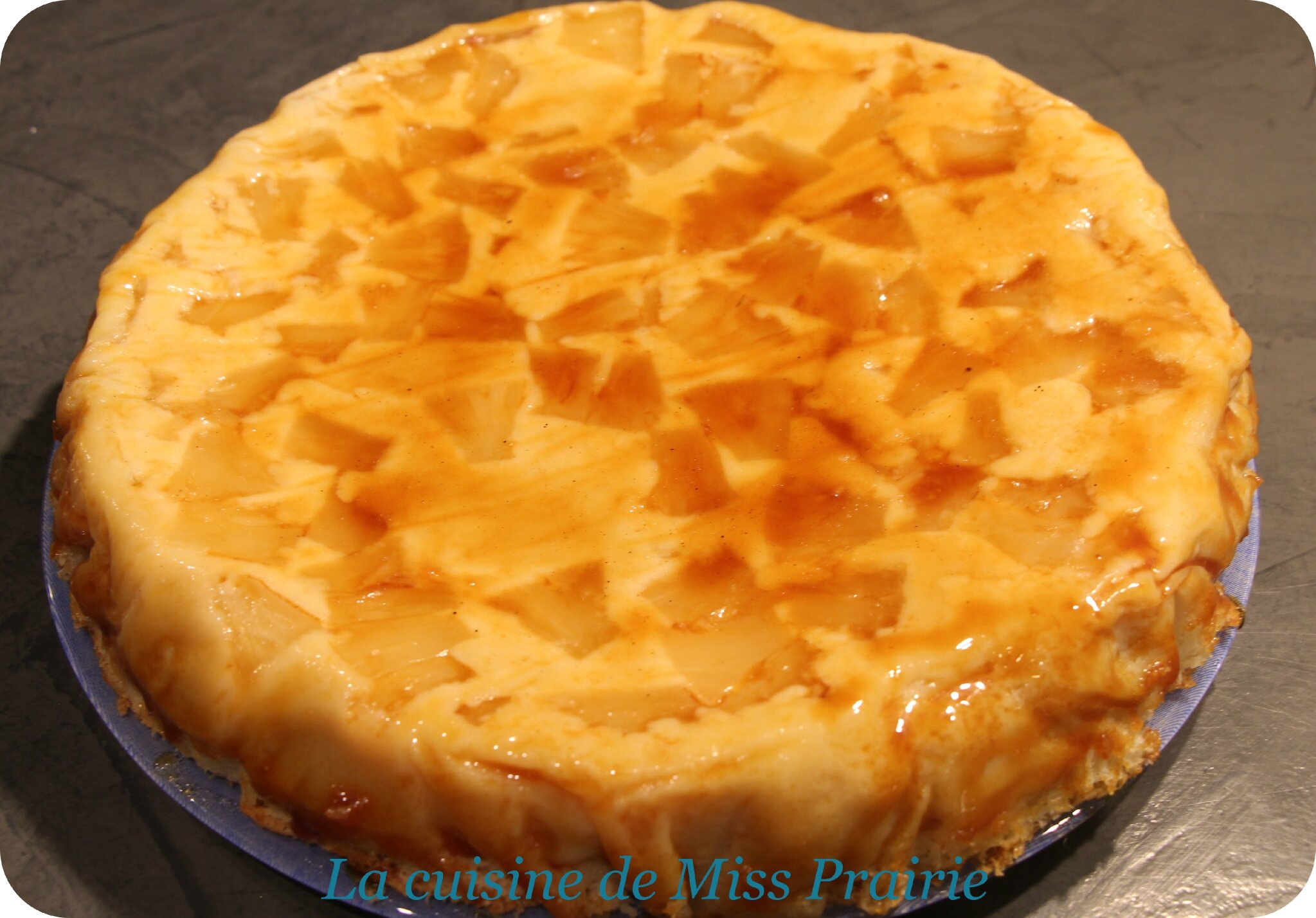 Gateau noix de coco ananas home baking for you blog photo - Acheter thermomix sans reunion ...