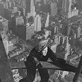Lewis hine, worker on the empire state building