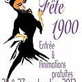 Fête 1900 à moret-sur-loing!