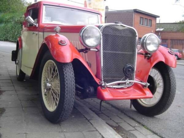 Singer Coupé Le Mans - 1933