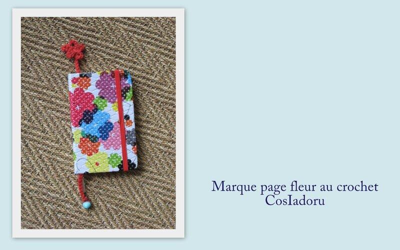 marque page fleur3