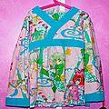 Le tuto de la blouse kimono