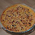 Tarte sucrées: tarte bourdaloue