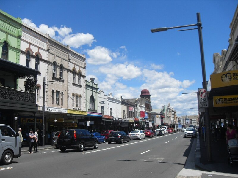 Newtown - King Street 3