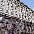 Voyage en ukraine (1) kiev - le maïdan