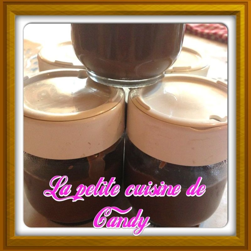 Cr me au chocolat fa on li geois made by thermomix la - Thermomix ma cuisine 100 facons ...