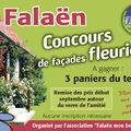 Concours de façades fleuries