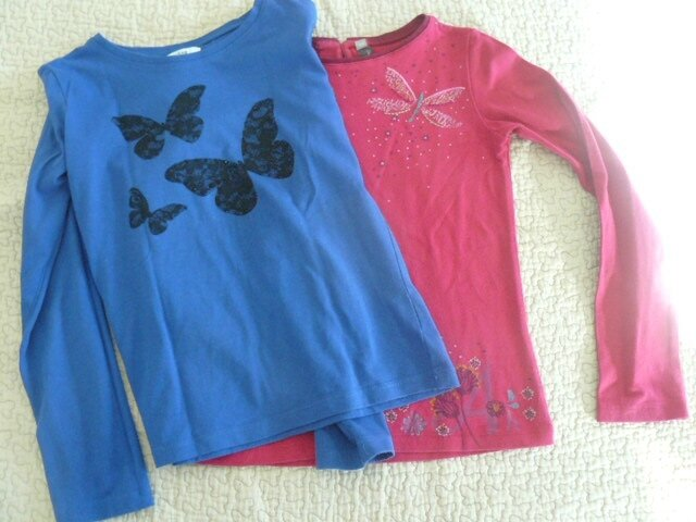 8ans fringues kids ( jupe pepe 10A et diesel taille7) 050
