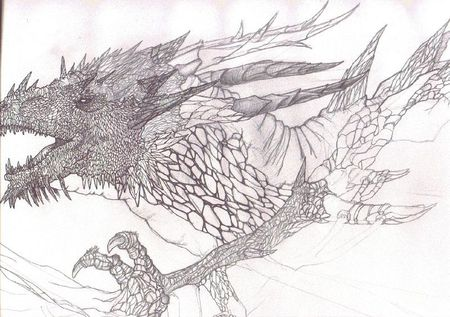 Dragon A3 pas fini