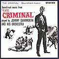 Johnny Dankworth And His Orchestra - 1960 - The Criminal (Columbia)