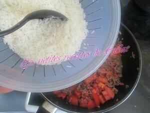 Wok de riz bolognaise24