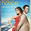 Burn notice - saison 3