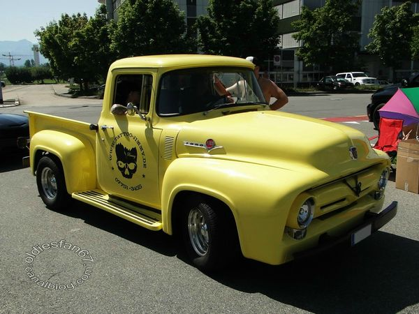 ford f100 1956 3