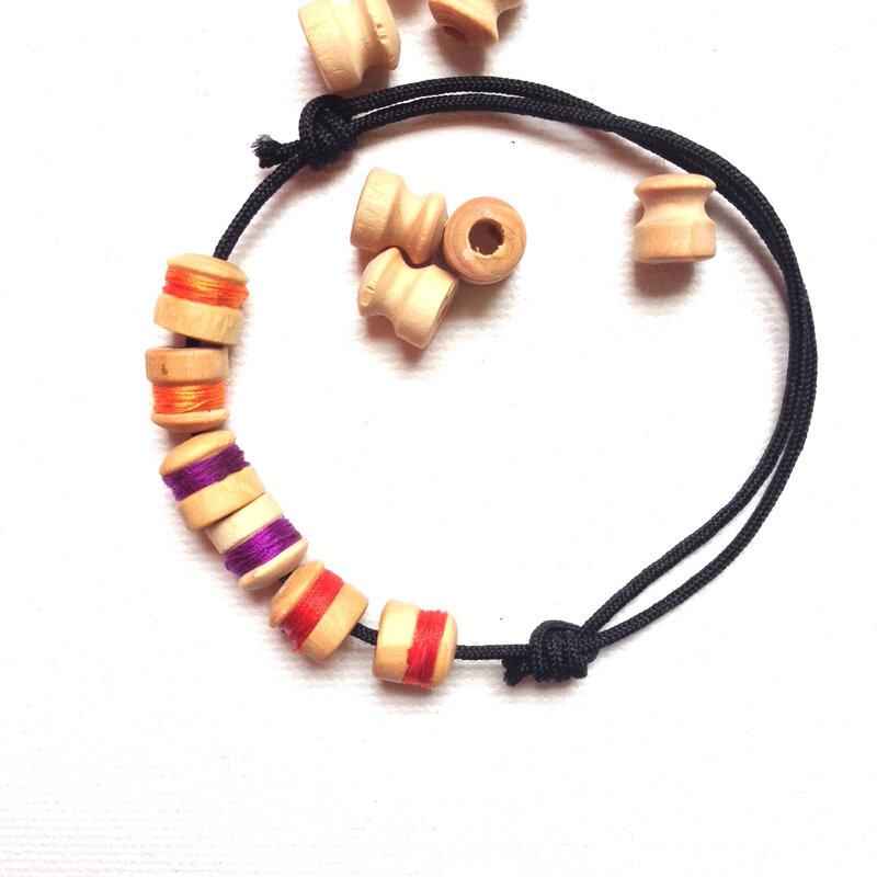 bracelet bobine