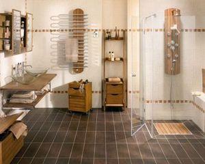 Am nager r nover la salle de bain et les sanitaires plomberie laurent entreprise devis - Ambiance salle de bain bois ...