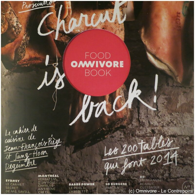 Omnivore Food Book N°1