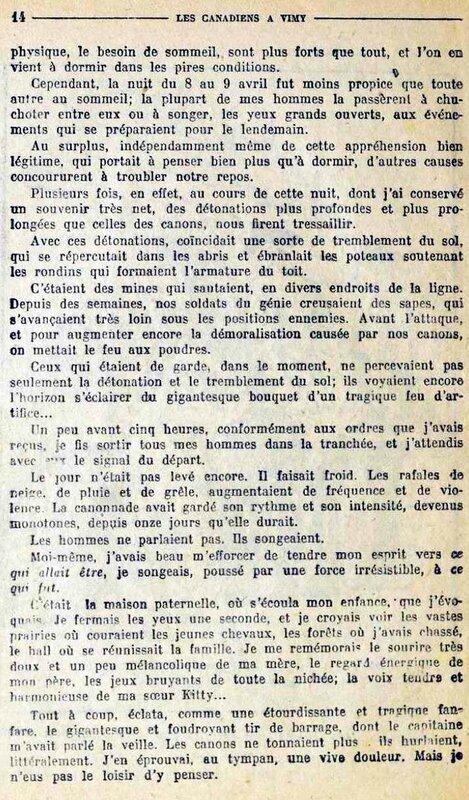 Canadiens à Vimy16