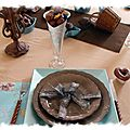 Table gourmandises chocolatées 024