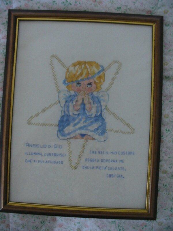 la preghiera per l'angelo custode