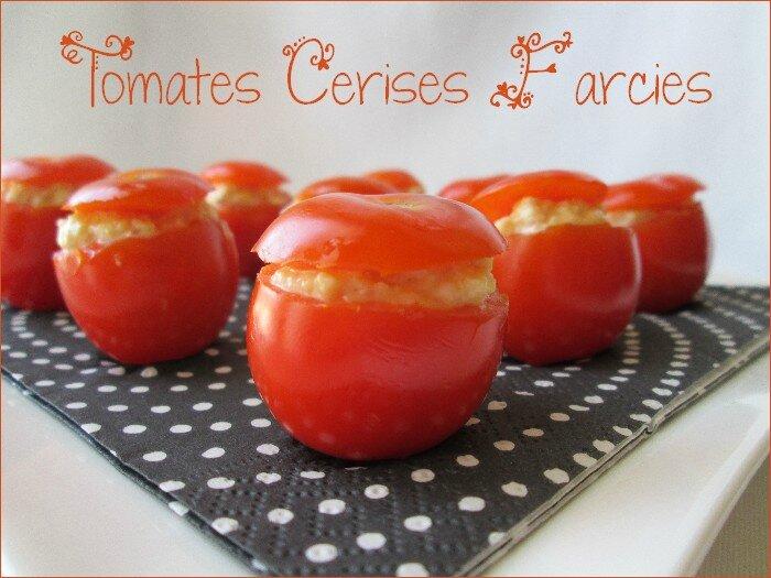 tomates cerises farcies 1