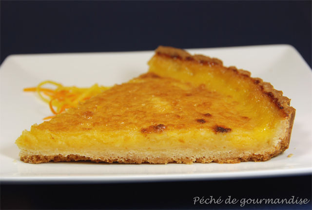 Gateau citron jaune d'oeuf