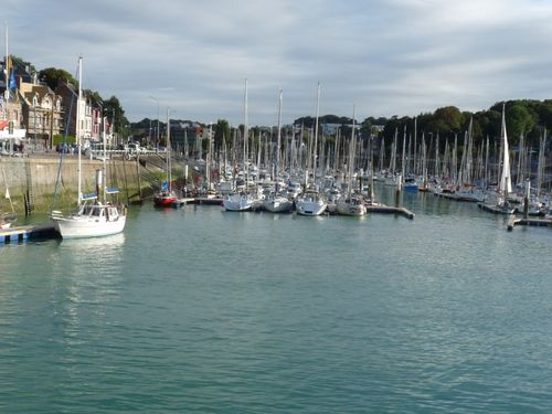 Port de plaisance saint valery en caux photo de c t - Port de plaisance saint valery en caux ...