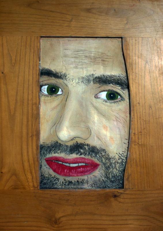 8 anton ravier 42cm x 30 cm cire peinture la cire bois 2009 lisa assouline peintre. Black Bedroom Furniture Sets. Home Design Ideas