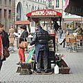 Scénes de rue