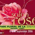 Affiche salon de la rose