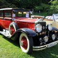 Cadillac V8 sedan de 1928 (34ème Internationales Oldtimer meeting de Baden-Baden) 01