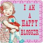 happy blogger