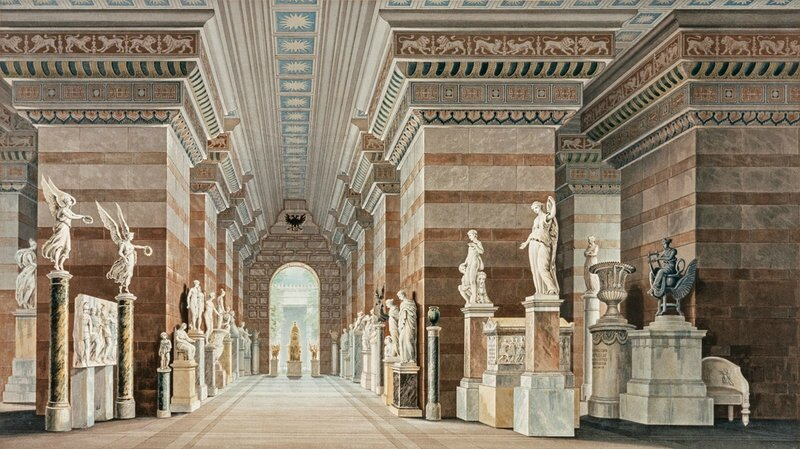 Rare 19th c. prints by outstanding German artist go on display at the Scottish National Gallery