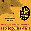 Le discount est roi