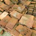 Chine de matériaux anciens