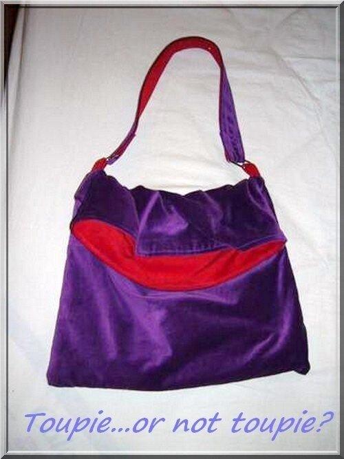 Gd sac violet