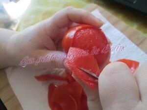 pâtes aux tomates fraîche et citron08