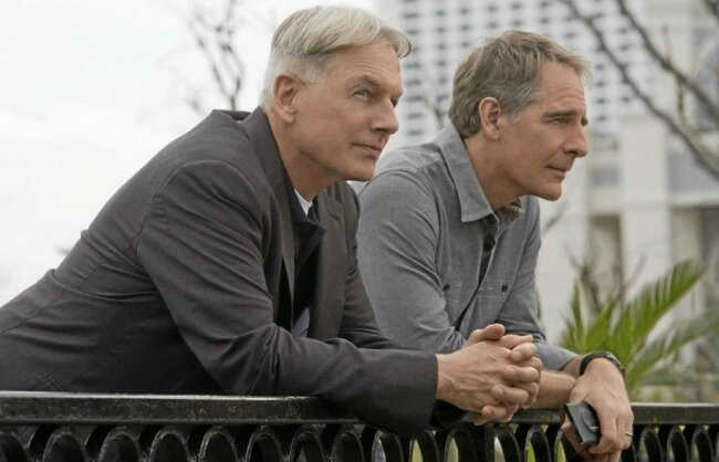 SCOTT BAKULA AND MARK HARMON