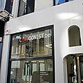 Galerie au sablon à bruxelles : thecartooniste//*belgique