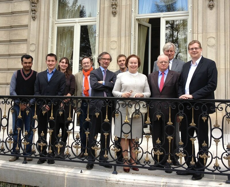 P2 - 1 - Prix 2012 à Paris