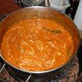 Base be pasih - pâte d'épices pour poisson et fruits de mer - indonésie