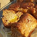 Gâteau mirabelle coco