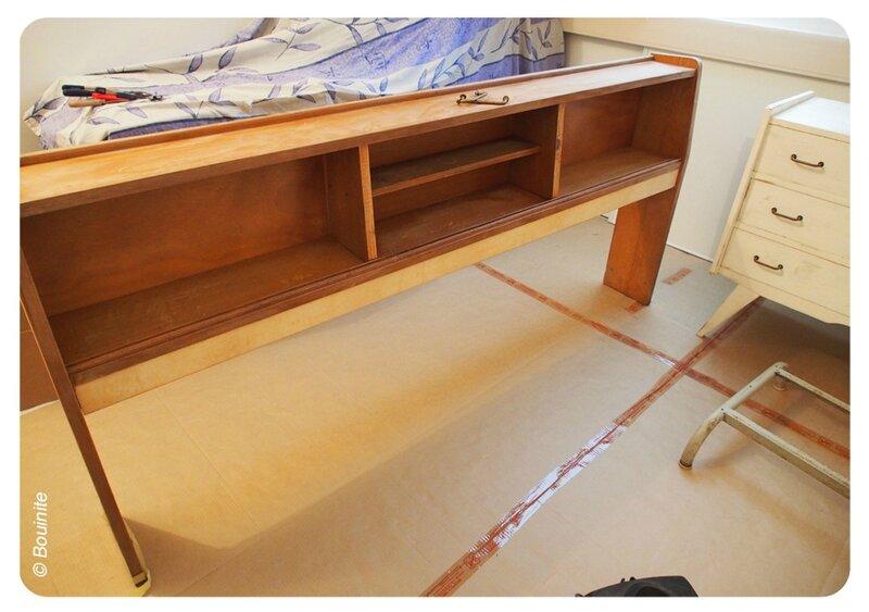 le lit tr s cosy bouinite. Black Bedroom Furniture Sets. Home Design Ideas