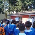 à l' école : ISMET OKAN ILKOKULU d' Arpaçiftlik en TURQUIE