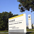 Fonderie renault cléon - 15 millions d'euros d'investissement