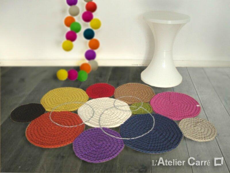 tapis-confettis-ronds-colores-modèle01